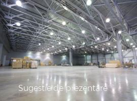 Inchiriere  spatii industrial Valcea, Orlesti  - 1 EURO lunar