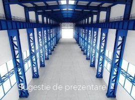 Vanzare  spatii industrial Mures, Ganesti  - 40000 EURO