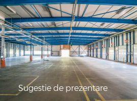 Vanzare  spatii industrial Valcea, Calimanesti  - 98550 EURO