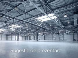 Inchiriere  spatii industrial Cluj, Borsa-Crestaia  - 0 EURO lunar
