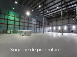 Vanzare  spatii industrial Mures, Iernut  - 3003 EURO